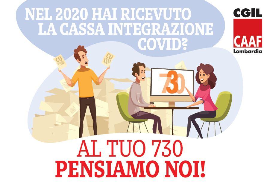 730/2021: LA CASSA COVID-19 VA DICHIARATA