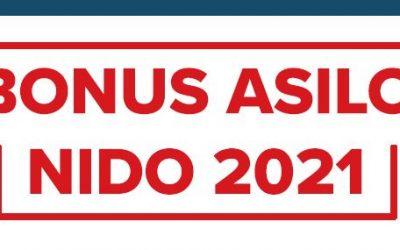 BONUS ASILO NIDO 2021